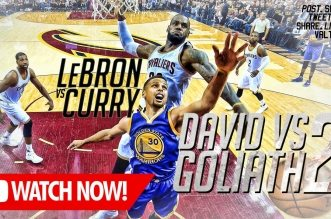 Mix: Curry vs LeBron • David vs Goliath 2