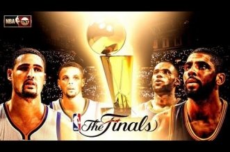 Mix: trailer des NBA Finals 2016 | Warriors vs Cavaliers