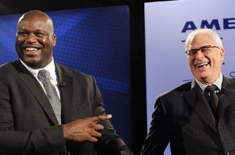 shaquille o'neal phil jackson