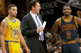 stephen curry et kyrie Irving