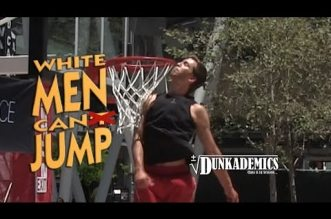 Ultimate White Men Can Jump Dunk Mixtape!