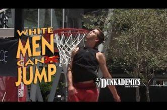 UltimateWhite Men Can Jump Dunk Mixtape!