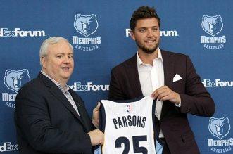 Chandler Parsons Memphis Grizzlies