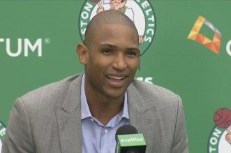 Al Horford : « J'ai toujours admiré les Celtics de loin »