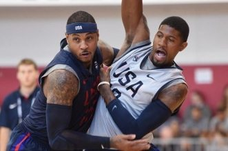 carmelo anthony paul george