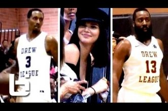 James Harden, Brandon Jennings et Nick Young font le show en Drew League