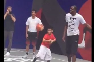kevin durant chine