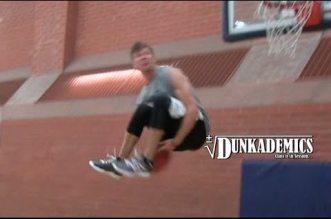 La dernière session de dunks de Rafal 'Lipek'