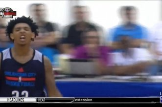 Le game winner de Cameron Payne en Summer League