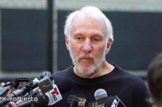L'émouvant hommage de Gregg Popovich à Tim Duncan