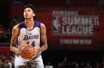Les highlights de Brandon Ingram (22 pts), Ben Simmons (15 pts, 10 rbds), Jaylen Brown (21 pts) et Skal Labissière (19 pts)