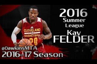 Les highlights de Kay Felder lors de la Summer League