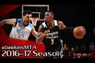 Les highlights de Kris Dunn (27 pts), Brandon Ingram (12 pts) et Thon Maker (15 pts, 13 rbds)