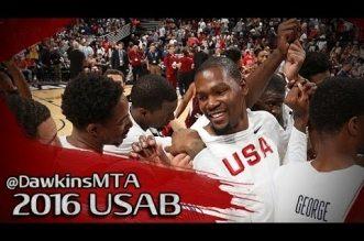 Les highlights grand format de Team USA face au Venezuela