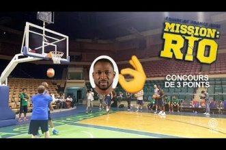 Mission Rio – Concours de tirs