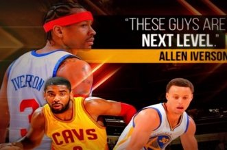 Mix: Allen Iverson, Kyrie Irving & Stephen Curry Ultimate Crossover Mix