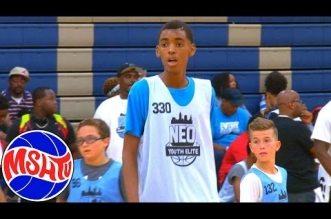 Mixtape: Emoni Bates,12 ans, 1m96,futur Kevin Durant ?