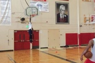 nate robinson dunk