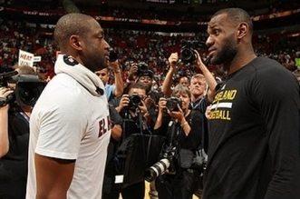 Quand Dwyane Wade et LeBron James s'affrontaient en summer league