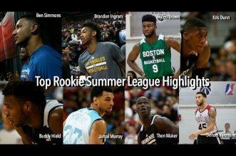 Vidéo: le meilleur des rookies lors des Summer Leagues