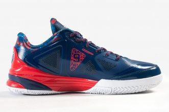 Image 2 - PEAK Tony Parker III low - France