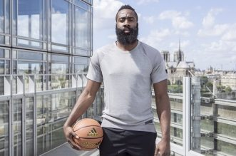 James Harden Paris Adidas
