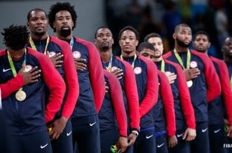 Team USA Jeux Olympiques