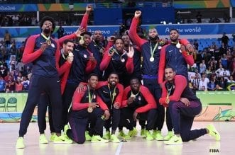 Team USA jeux olympiques Rio
