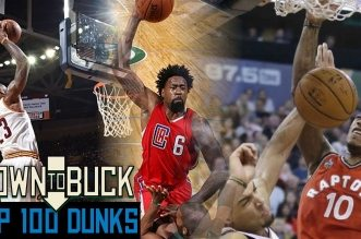 Dunkilation: Le Top 100 dunks de la saison 2015-16