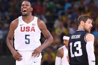 kevin durant argentine usa