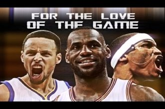 Le super mix du jour:For The Love of The Game – Episode I