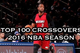 Le Top 100 des crossovers de la saison 2015-16 !