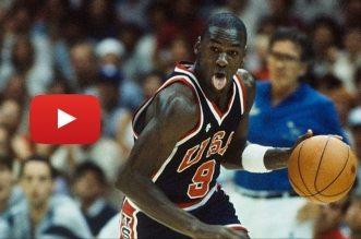 Les highlights offensifs complets de Michael Jordan lors des JO 1984