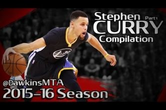 Les plus beaux dribbles de la saison 2015-16 de Stephen Curry