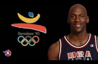 Mix: le meilleur de Michael Jordan aux JO 1992 en slow motion