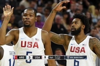 Vidéo: l'intégralité des highlights de Team USA en prépararation