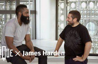 James Harden : « Au lycée je n'étais pas le mec cool »