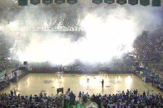 Le magnifique accueil réservé à Dimitris Diamantidis par le Panathinaikos