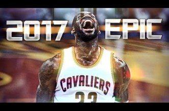 Le splendide mix du jour:LeBron James – 2017 Promo