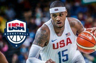 Les highlights de l'été olympique de Carmelo Anthony, Kevin Durant et Kyrie Irving