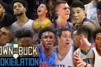 Les premiers paniers d'NBA de tous les rookies 2015