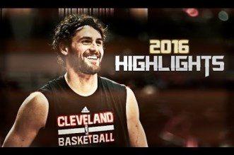 Mix: le meilleur de Kevin Love lors de la saison 2015-16