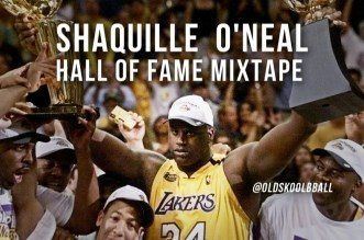 Mix: Shaquille O'Neal – Ultimate Hall of Fame Mixtape