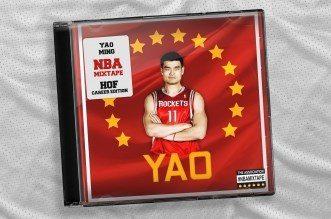 Mix: Yao Ming's Ultimate Career Mixtape!