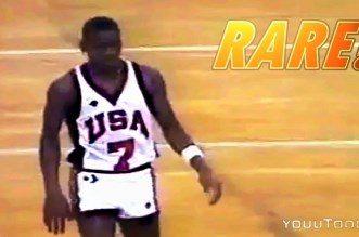 Quand Michael Jordan, 19 ans, affrontait une sélection européenne
