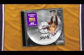 Shaquille O'Neal's Ultimate Career Mixtape!