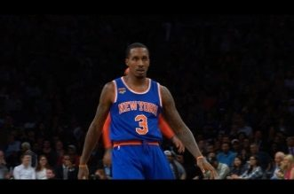 Le shimmy de Brandon Jennings