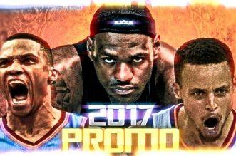 Le superbe mix du jour: NBA 2017 Season opener