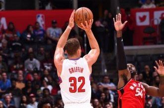 Les highlights de Blake Griffin face aux Raptors: 24 points et 5 passes