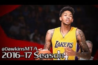Les highlights de Brandon Ingram (21 pts, 7 rbds) et Jaylen Brown (17 pts)